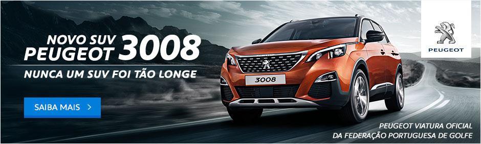 Novo Suv Peugeot 3008