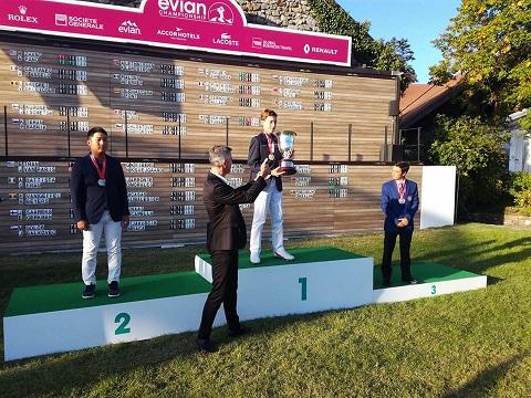 10.º Evian Championship Juniors Cup