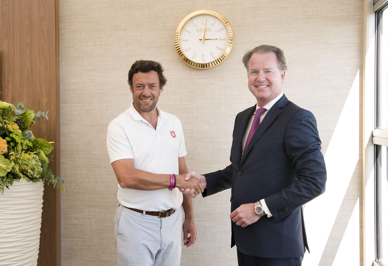 Federação Portuguesa de Golfe assina protocolo com a Rolex