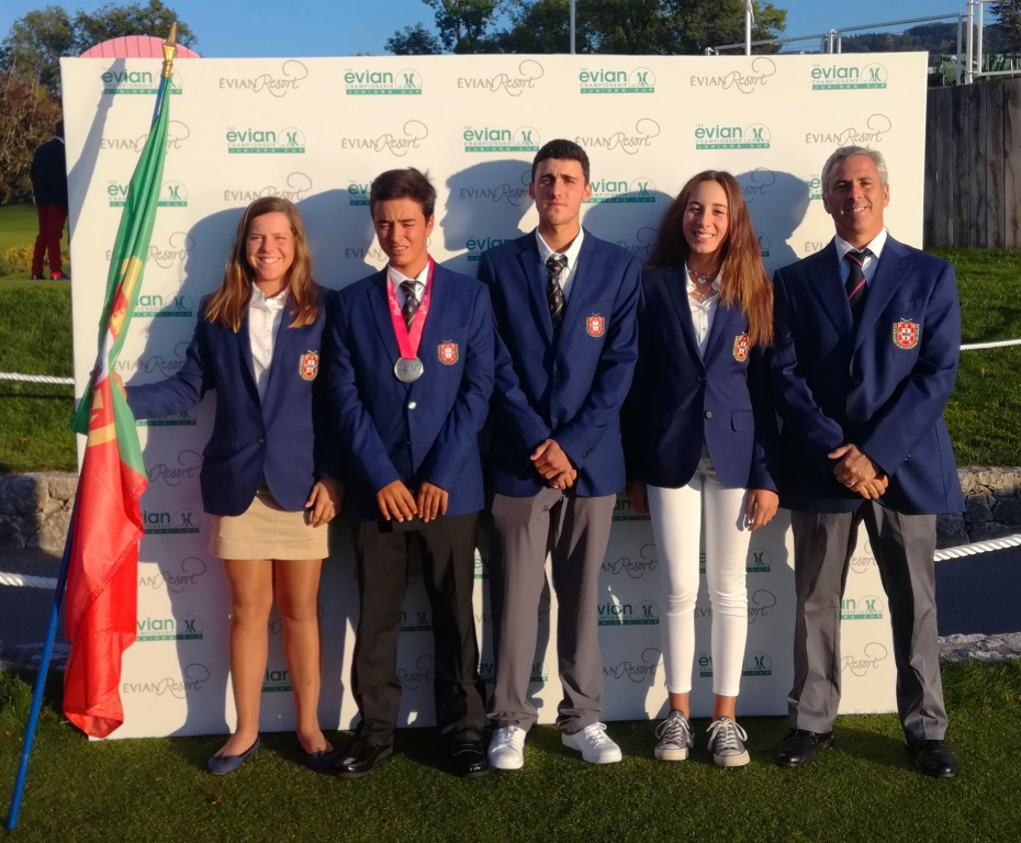 The Evian Championship Juniors Cup 2017