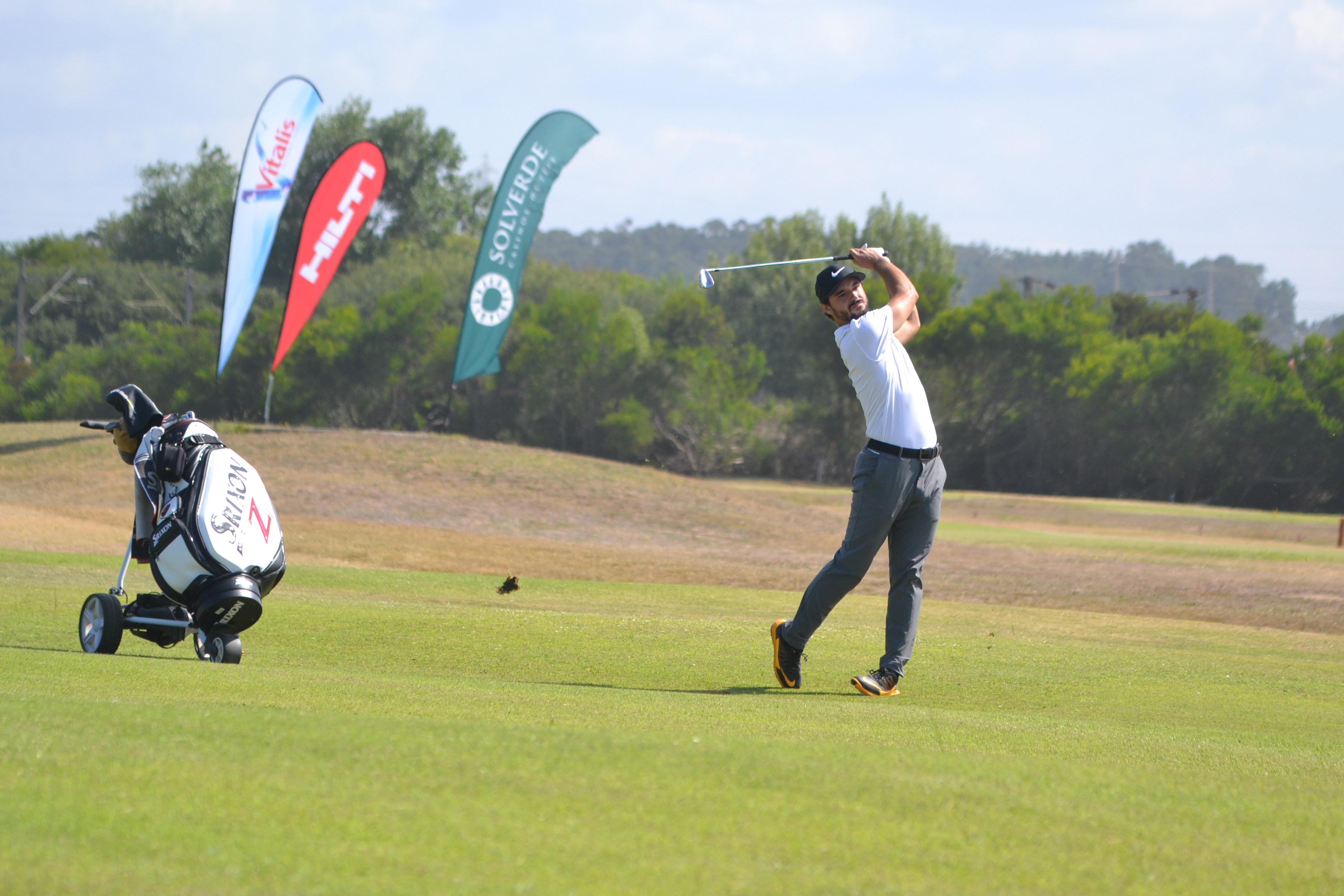 Tomás Santos Silva nº1 da PGA Portugal logo na primeira época