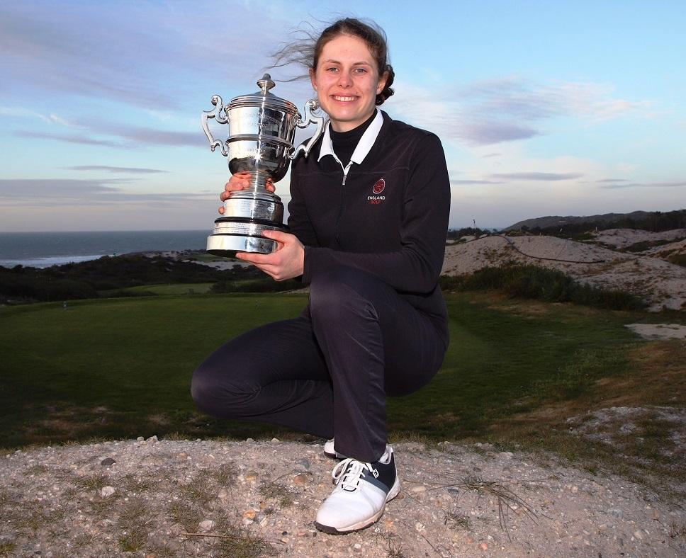 88.º Campeonato Internacional Amador de Portugal – Senhoras                  Inglesa Isobel Wardle é a nova campeã no play-off