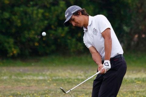 South American Amateur Championship  Pedro Lencart chega à vice-liderança