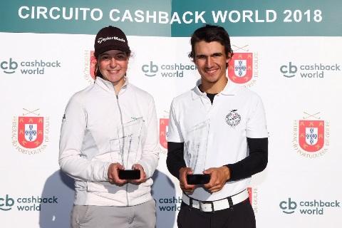 2.º Torneio do Circuito Cashback World – Beatriz Themudo e Pedro Lencart com muita classe