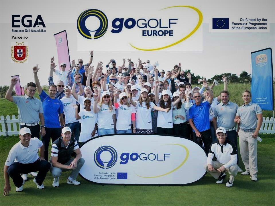 European Golf Association anuncia conclusão bem-sucedida do projeto GoGolf Europe
