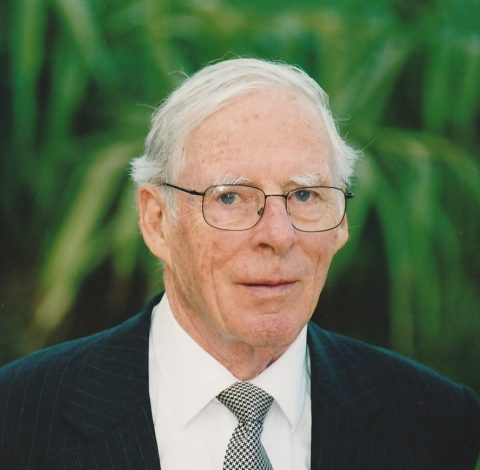 John Stilwell (1925-2018), o pioneiro do turismo e do golfe no Algarve.