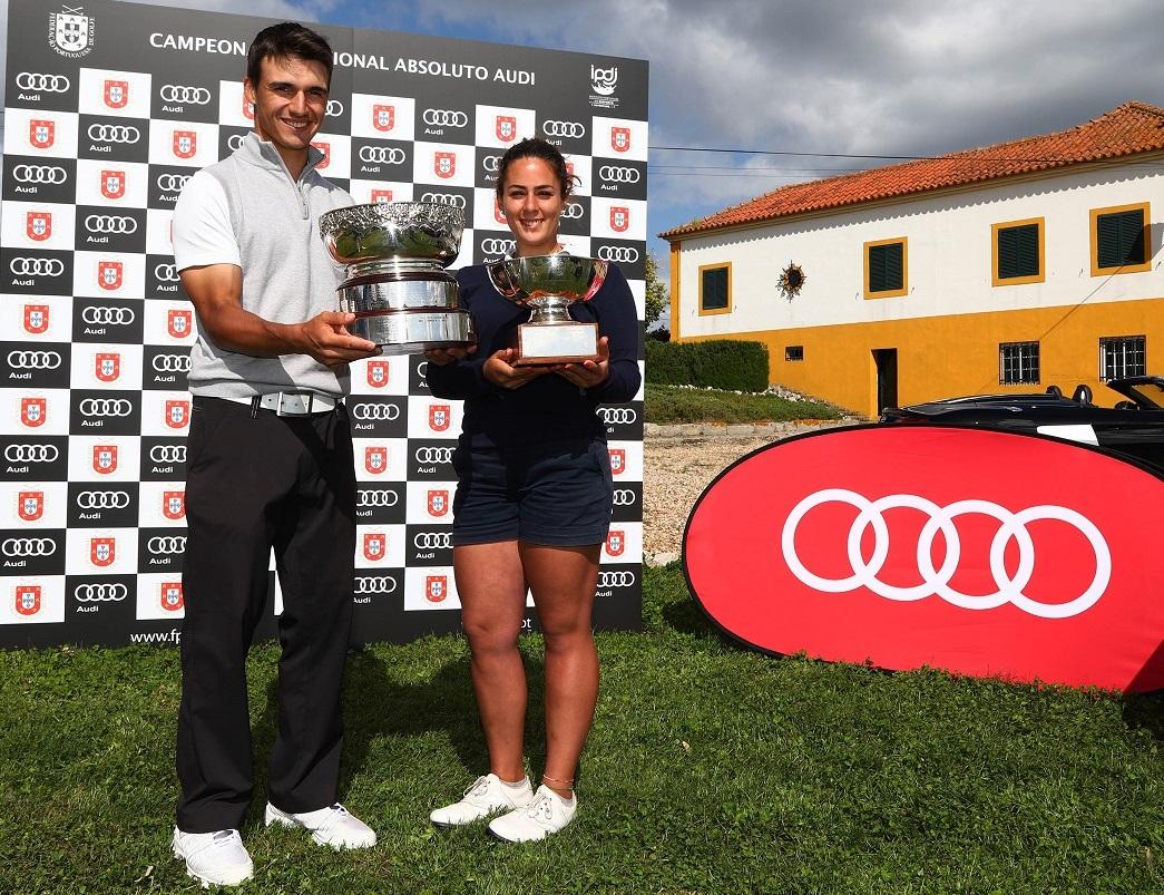 Campeonato Nacional Absoluto Audi – Atletas do CG Miramar reeditam dobradinha de 2016