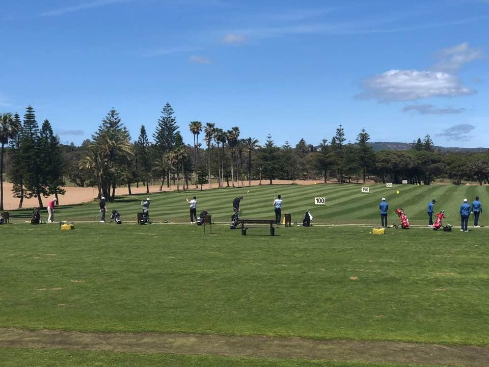 Copa Real Club de Golf de Sotogrande – Portugal em 11.º no arranque da competição em Espanha
