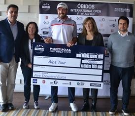 Óbidos International Open – DAVID BORDA CAMPEÃO CARLOTA COM MELHOR VOLTA