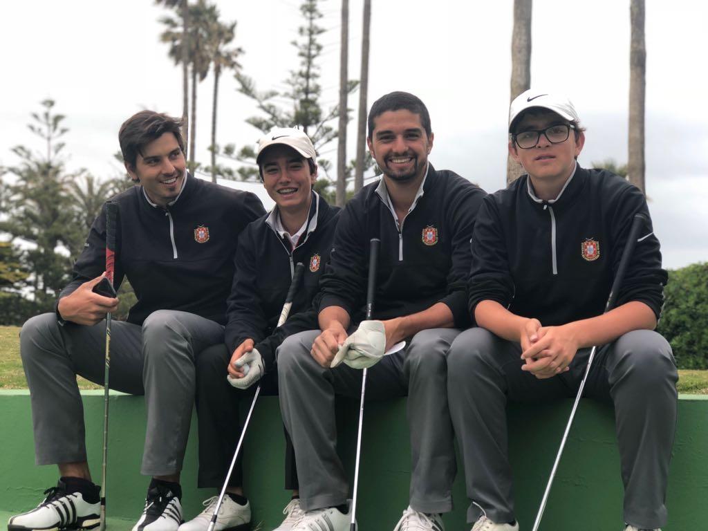 Copa Real Club de Golf Sotogrande –  Portugal acaba empatado com Finlândia no 14.º lugar