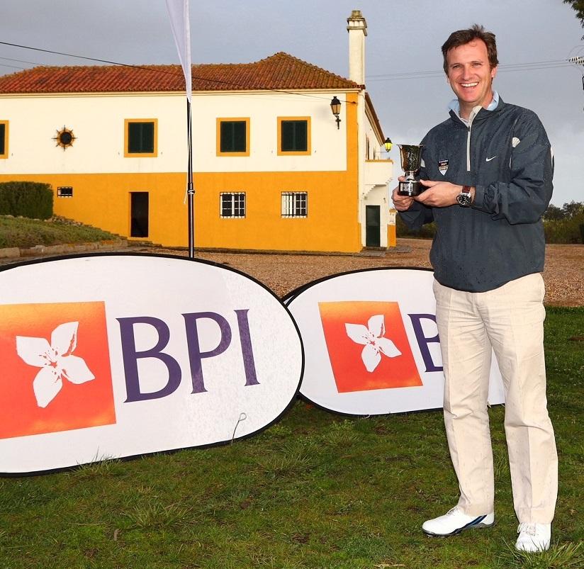 Campeonato Nacional de Mid-Amateur BPI –  José Maria Cazal-Ribeiro bicampeão