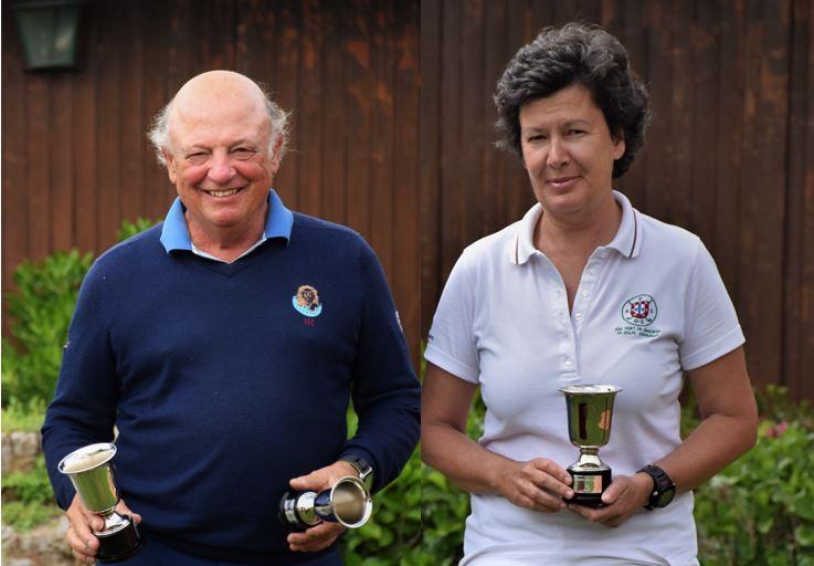 Campeonato Nacional de Seniores – Quarto título para José Sousa e Melo e Paula Saúde tricampeã