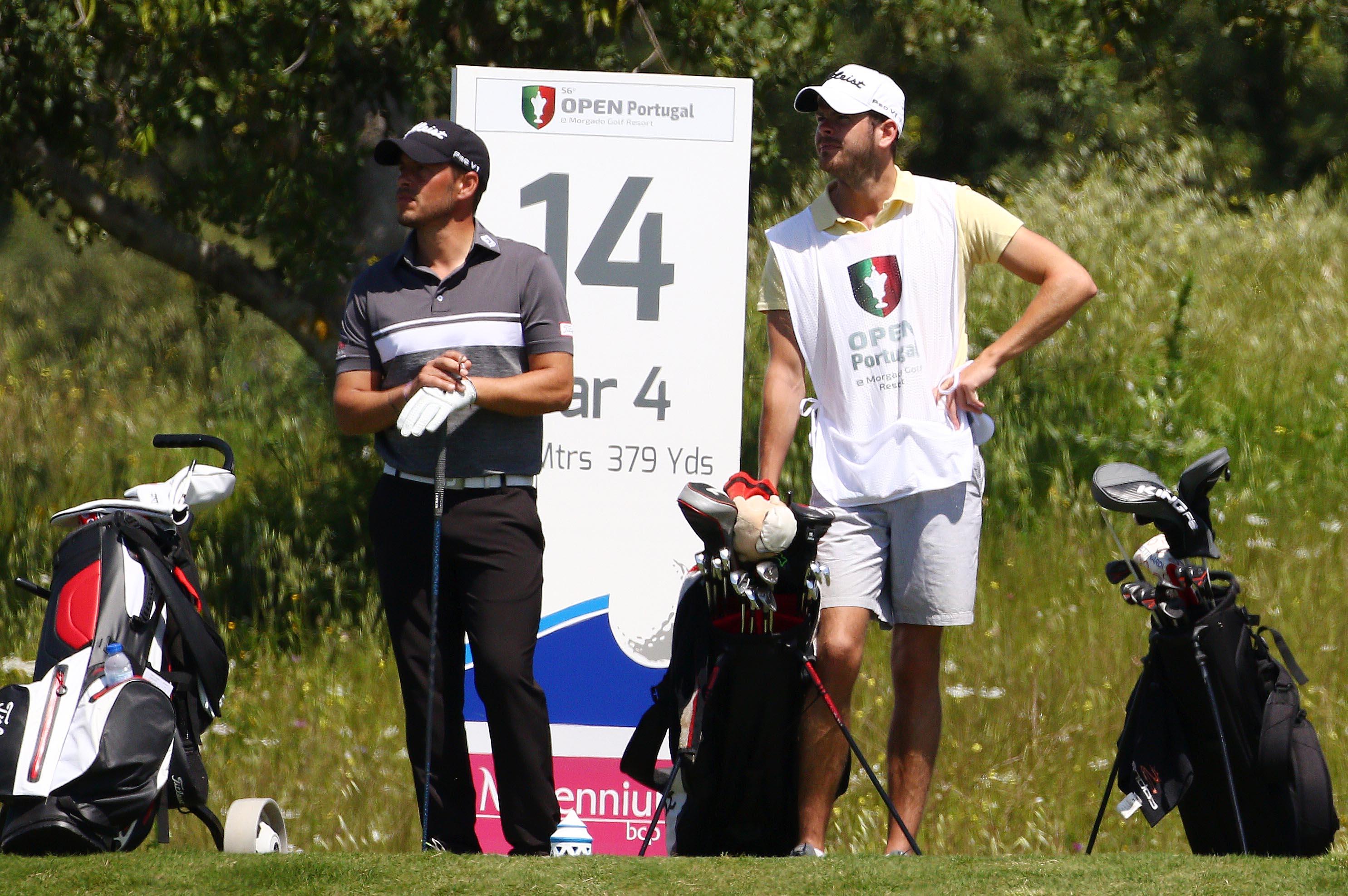 56.º Open de Portugal @ Morgado Golf Resort – FILIPE LIMA LIDERA EMPATADO COM GALÊS MANLEY