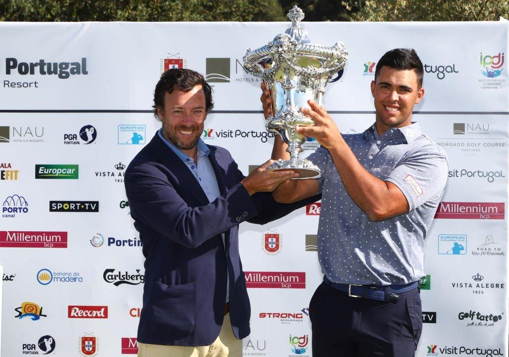 56.º Open de Portugal @ Morgado Golf Resort – FILIPE LIMA VICE-CAMPEÃO RECORDE NACIONAL