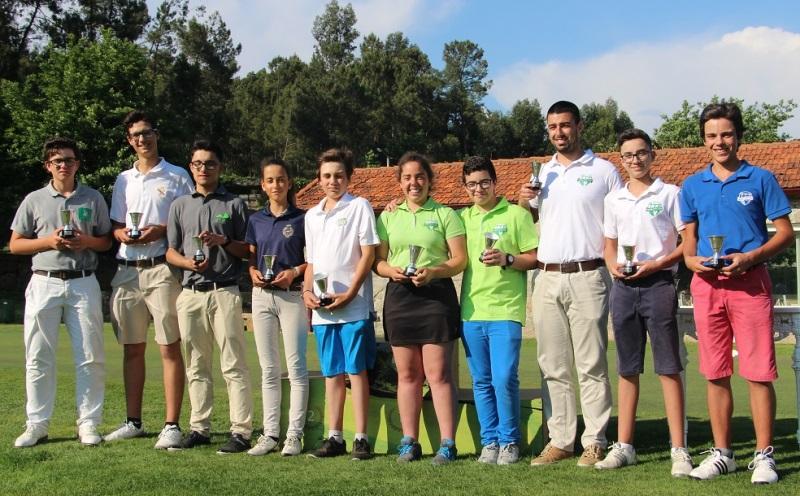 Campeonato Nacional de Jovens de Pitch & Putt – Com muitos craques e recorde de participantes