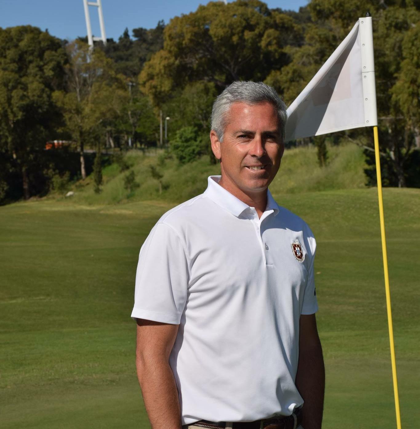 Hugo Pinto novo Director do Centro Nacional de Formação de Golfe do Jamor