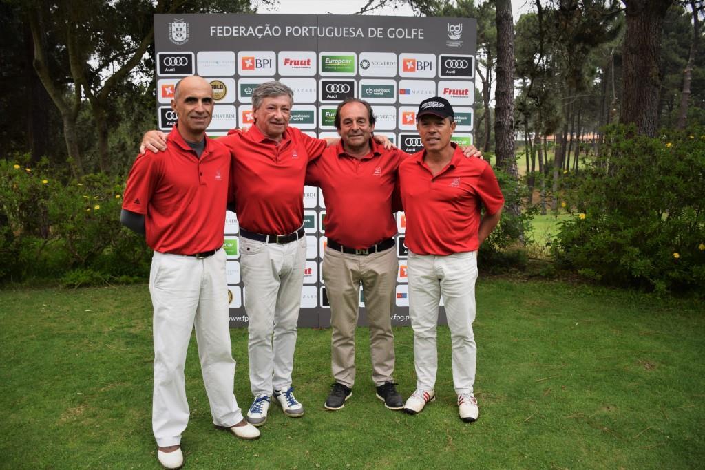 Campeonato Nacional de Clubes – Seniores – Aroeira revalida título a jogar em casa