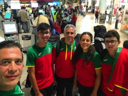 XVII Jogos do Mediterrâneo – Estreia de Portugal com comitiva de Golfe incluída