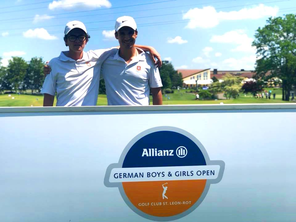 Allianz German Boys Open – Pedro Lencart e Daniel Rodrigues sobem na tabela