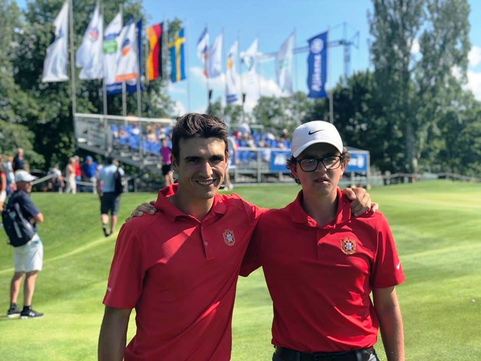 "Allianz German Boys Open – Pedro Lencart ficou só a duas pancadas do ""play-off"""