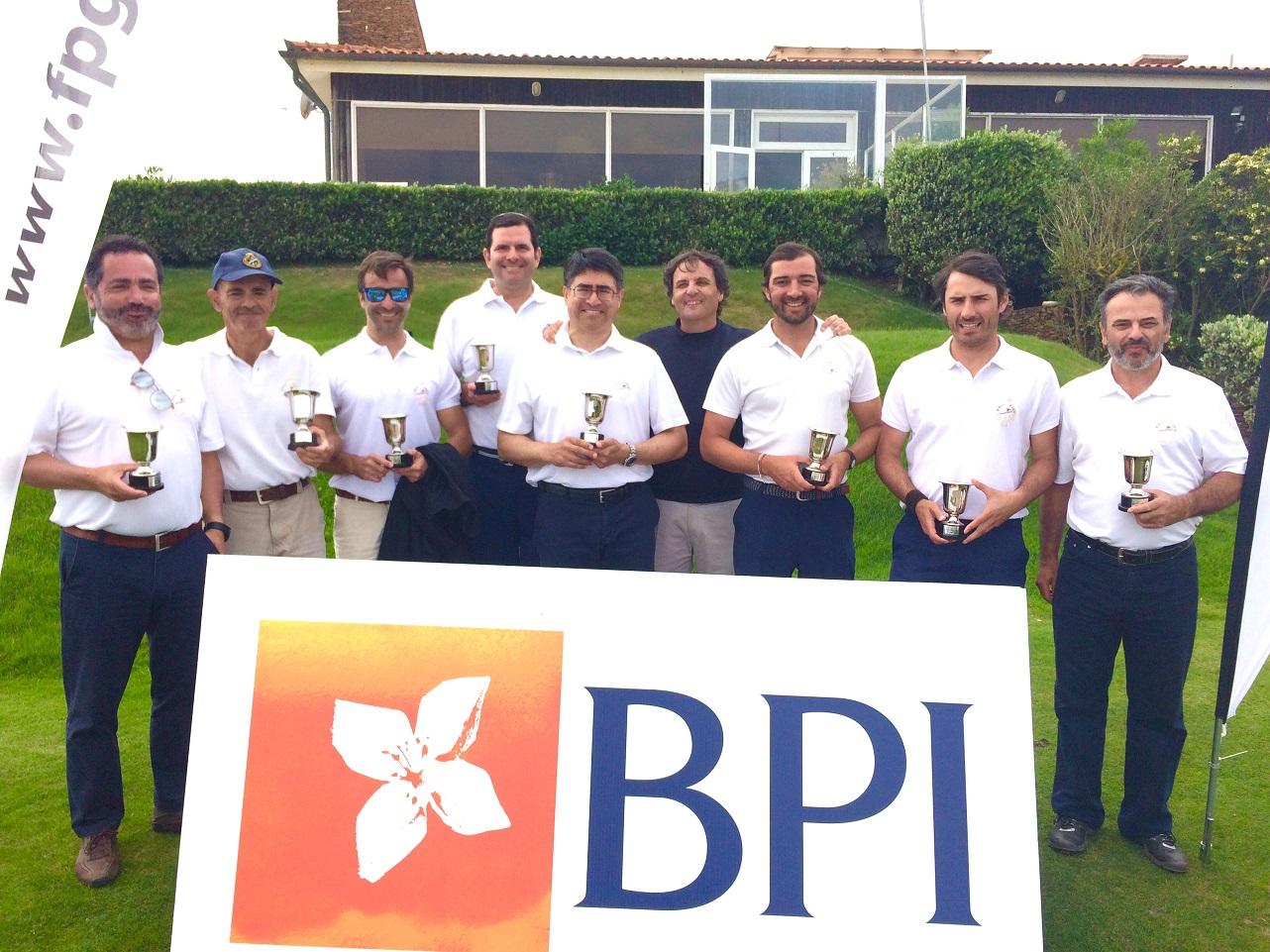 Campeonato Nacional de Clubes Mid-Amateurs – BPI O primeiro título para o CG Miramar