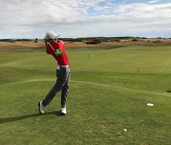 The Junior Open Championship – Daniel Rodrigues sobe de 9.º para 6.º após segunda volta