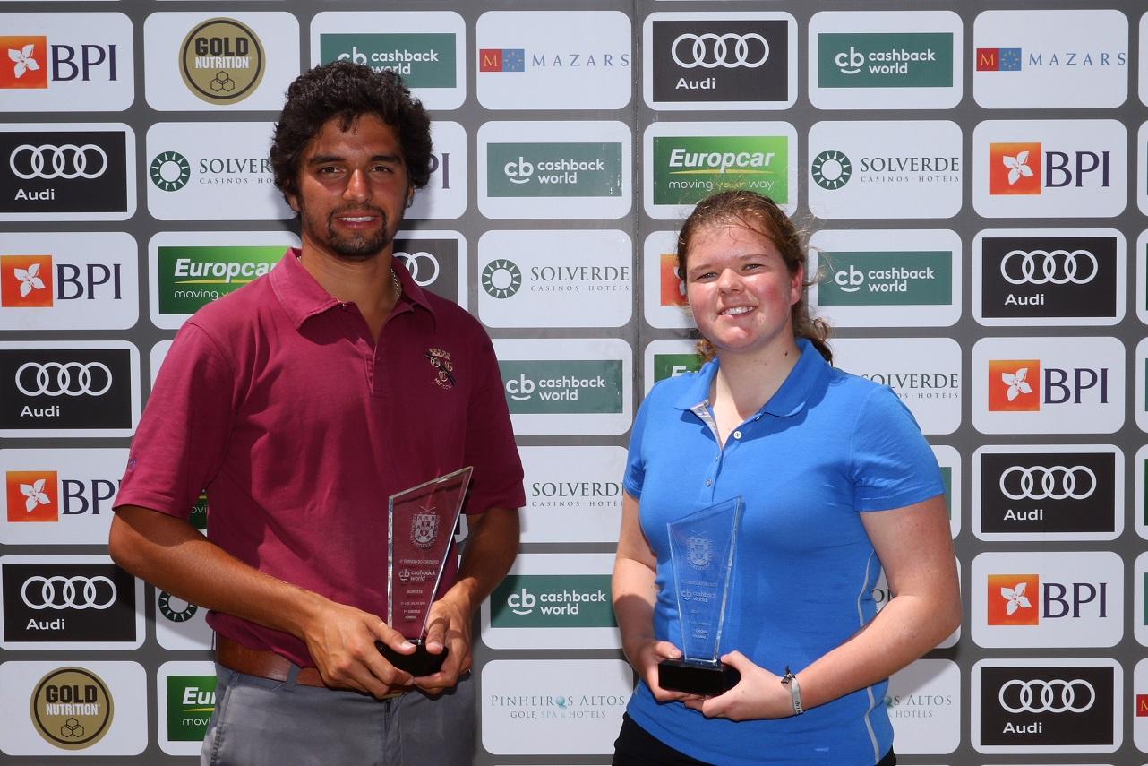 4.º Torneio do Circuito Cashback World – A confirmação de Afonso Girão e a vitória mais importante de Ivete Rodrigues, de 14 anos