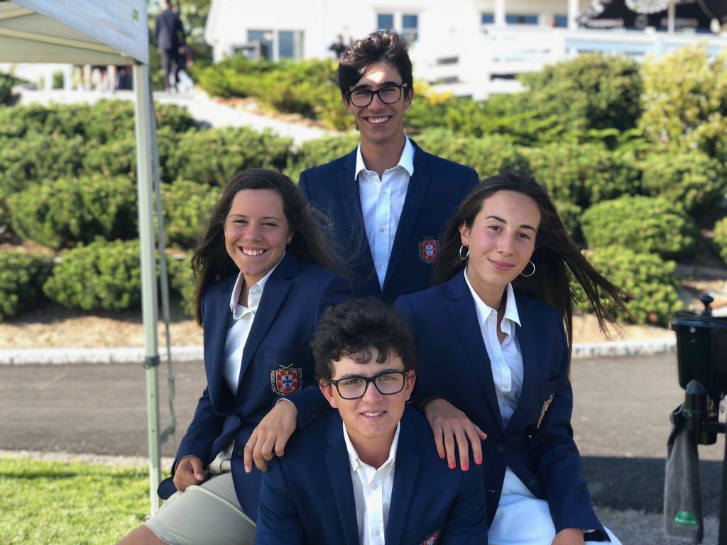 Campeonato da Europa de Sub-16 anos na Noruega – Pedro Silva voa alto e Portugal olha de cima