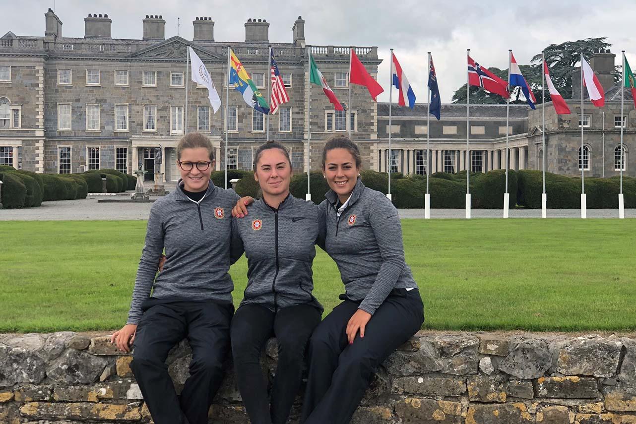 28.º Mundial Amador Feminino por Equipas/Troféu Espírito Santo – Portugal em busca do melhor na Irlanda
