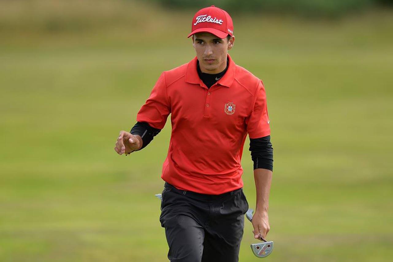The Boys Amateur Championship – Pedro Lencart mantém-se na defesa do título na Irlanda do Norte e Daniel Rodrigues tem estreia de luxo