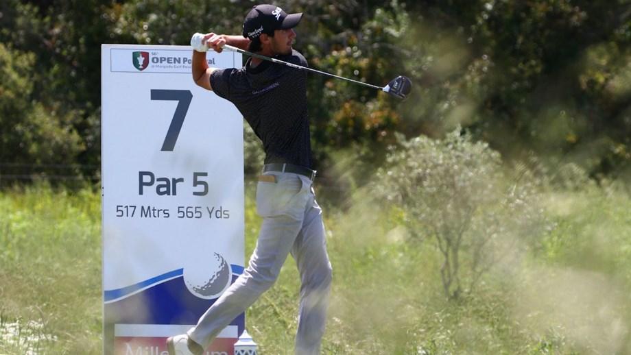 Tomás Melo Gouveia ao ataque para concluir o Pro Golf Tour