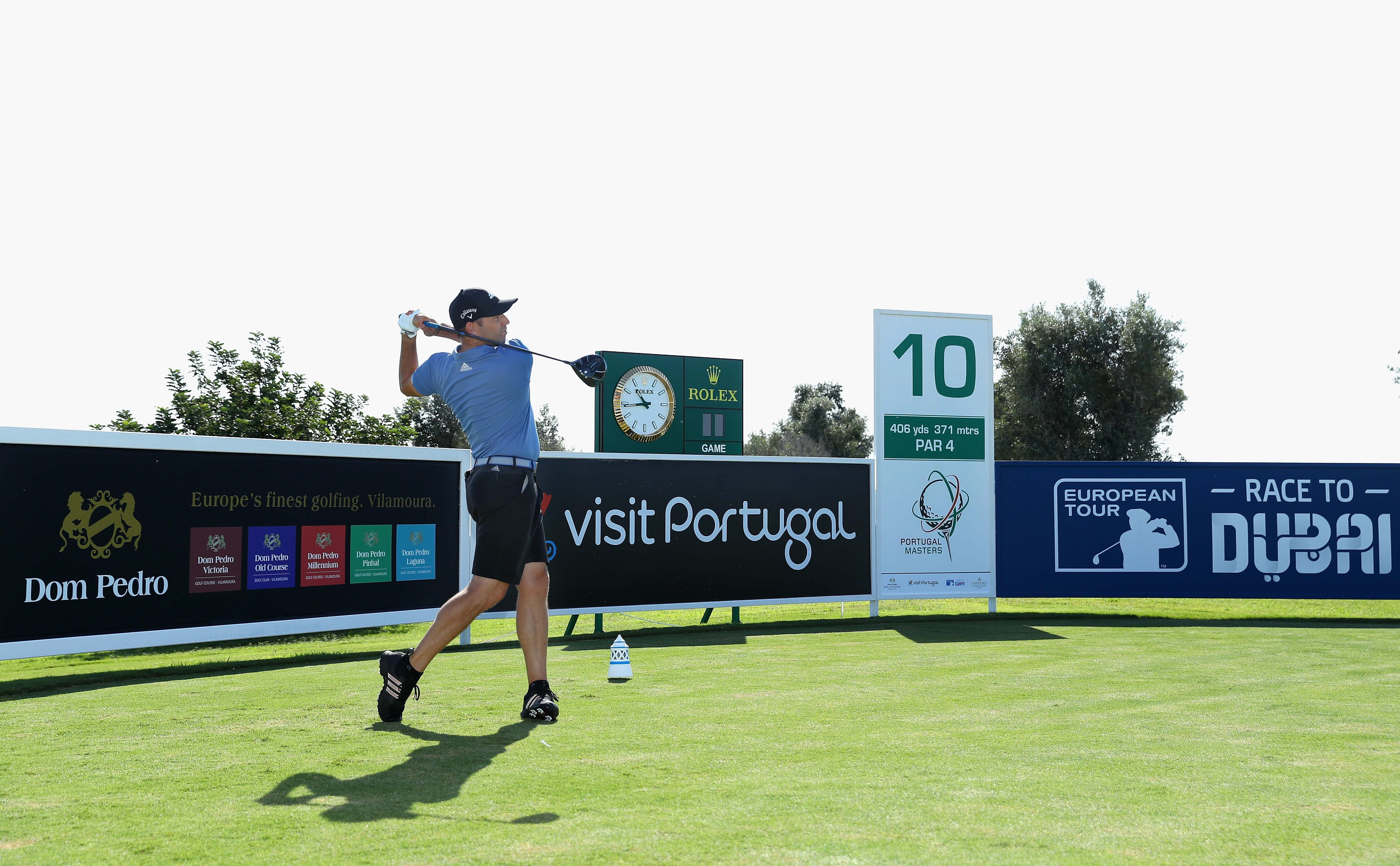 12º Portugal Masters – GARCIA VEIO RODAR OLESEN PARA GANHAR E RICARDOS PARA SONHAR