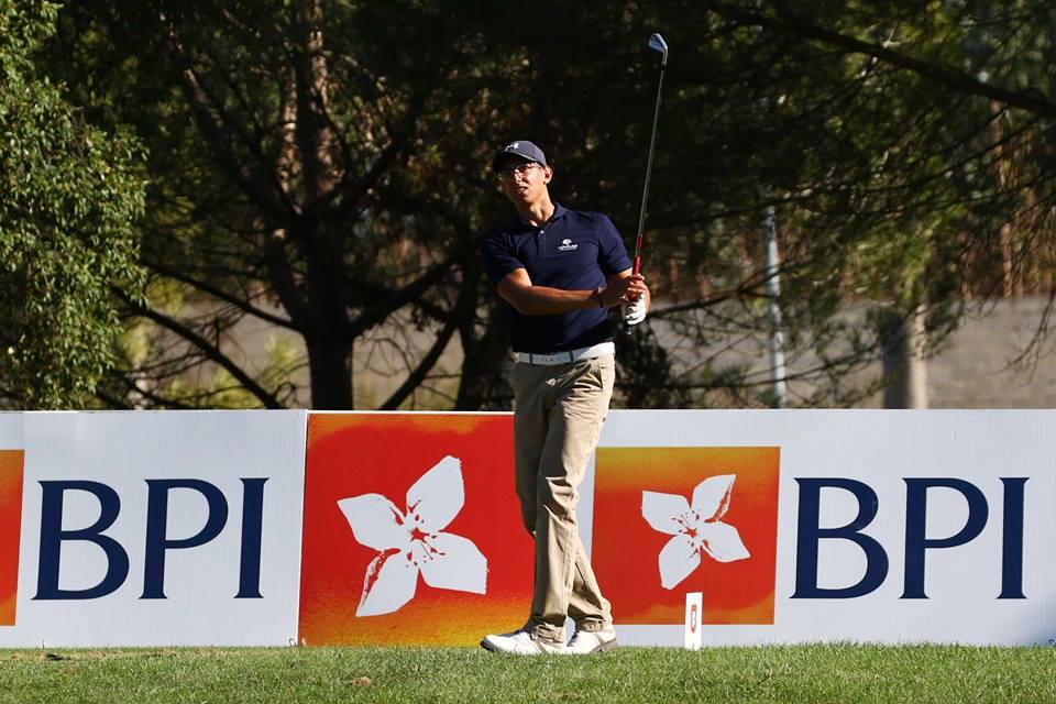 Taça da Federação Portuguesa de Golfe BPI –  Hugo Teixeira é a surpresa entre os finalistas