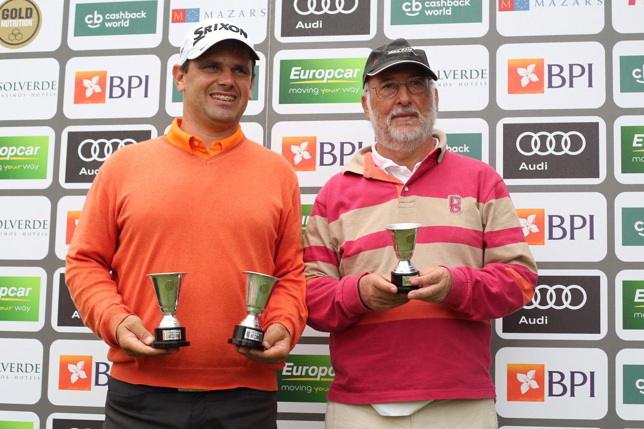 2.ª Taça da Federação Portuguesa de Golfe de Pitch & Putt – Hugo Espírito Santo conquista o troféu no desempate com Adriano Fonseca