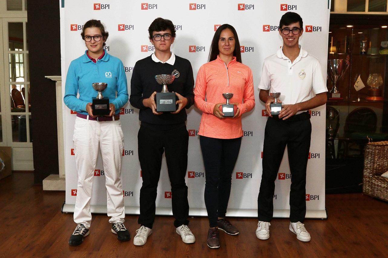 5.º Torneio Circuito Cashback World – Época de 2018 termina com Leonor Bessa e Daniel Rodrigues no topo do principal ranking nacional de amadores