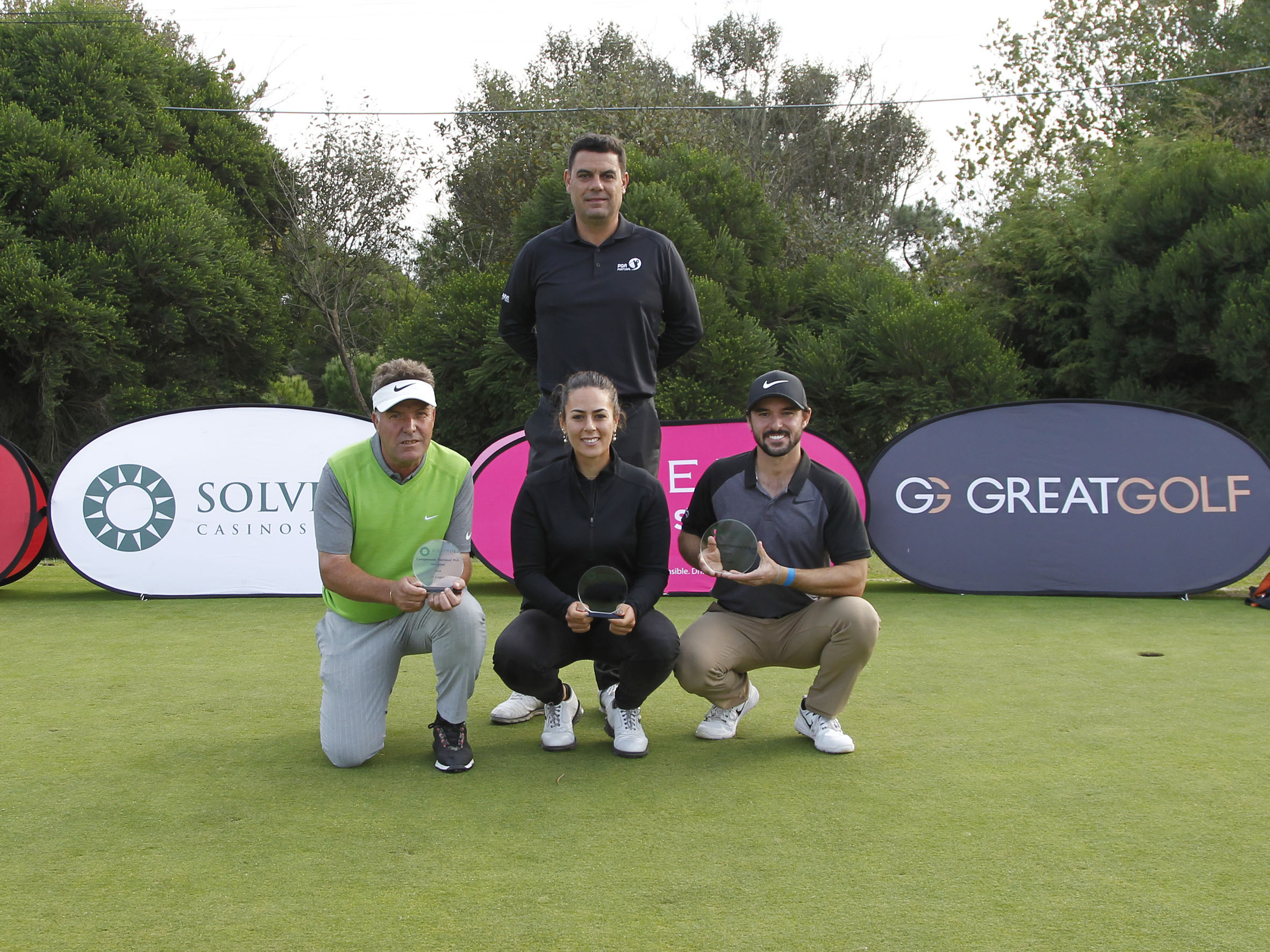 Solverde Campeonato Nacional PGA – TOMÁS SILVA CAMPEÃO UM ANO DEPOIS DO N.º1