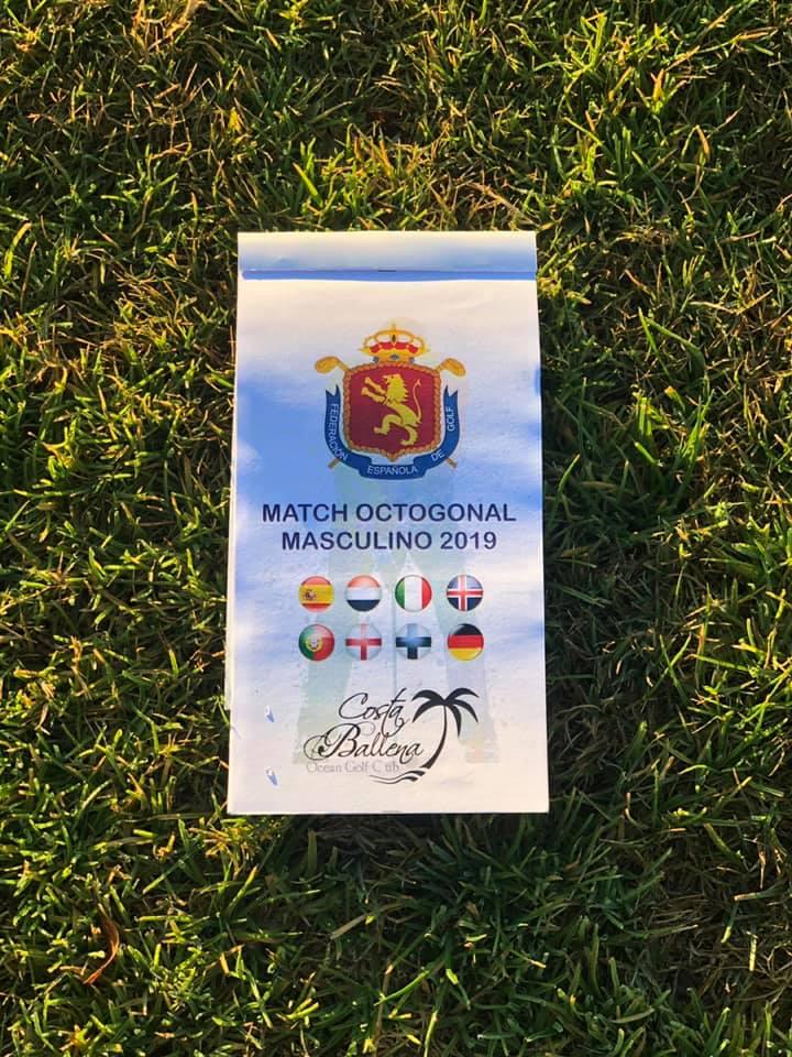 Match Internacional Octogonal Masculino de Costa Ballena