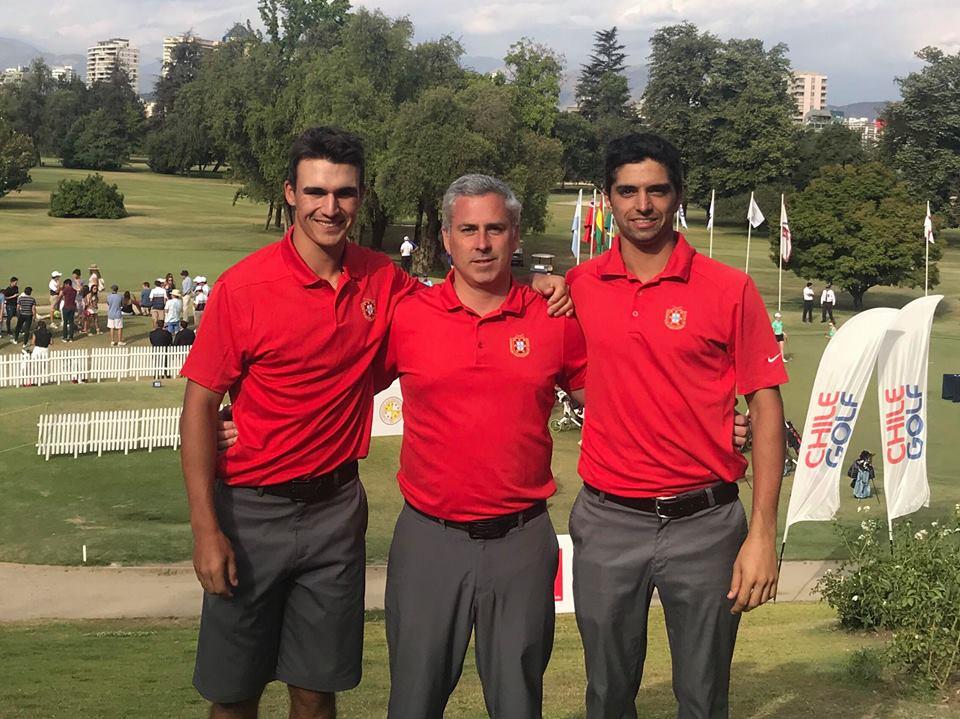 XIV South American Amateur Championship – João Girão dá o melhor a Portugal com primeiro top-10 em cinco participações da seleção nacional