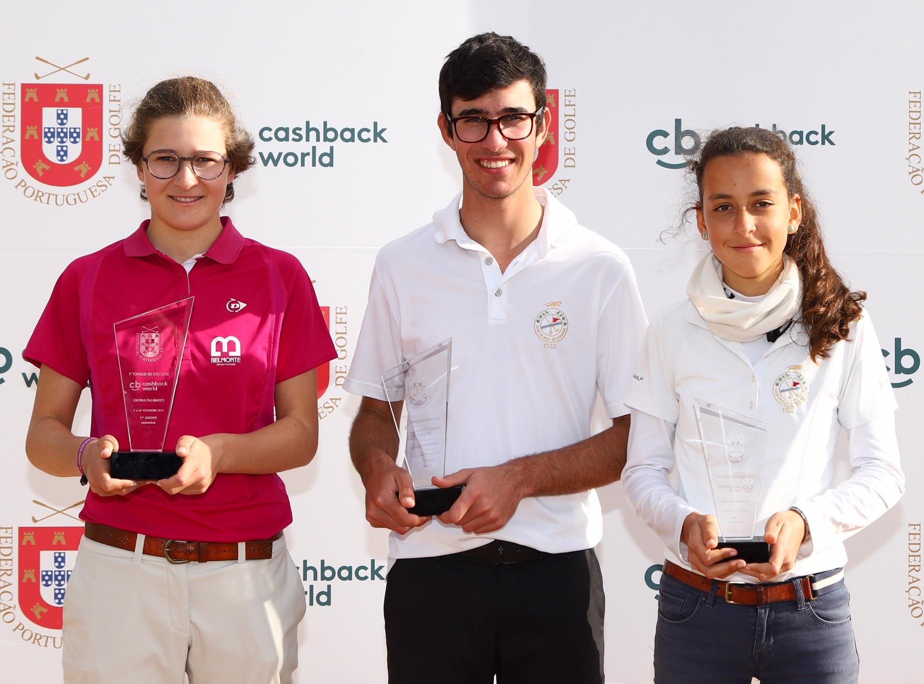 1.º TORNEIO CIRCUITO CASHBACK WORLD –  Pedro Silva com vitória espetacular em Palmares