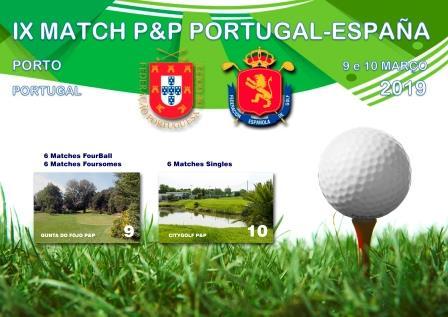 IX MATCH PORTUGAL vs ESPANHA – PORTO 2019