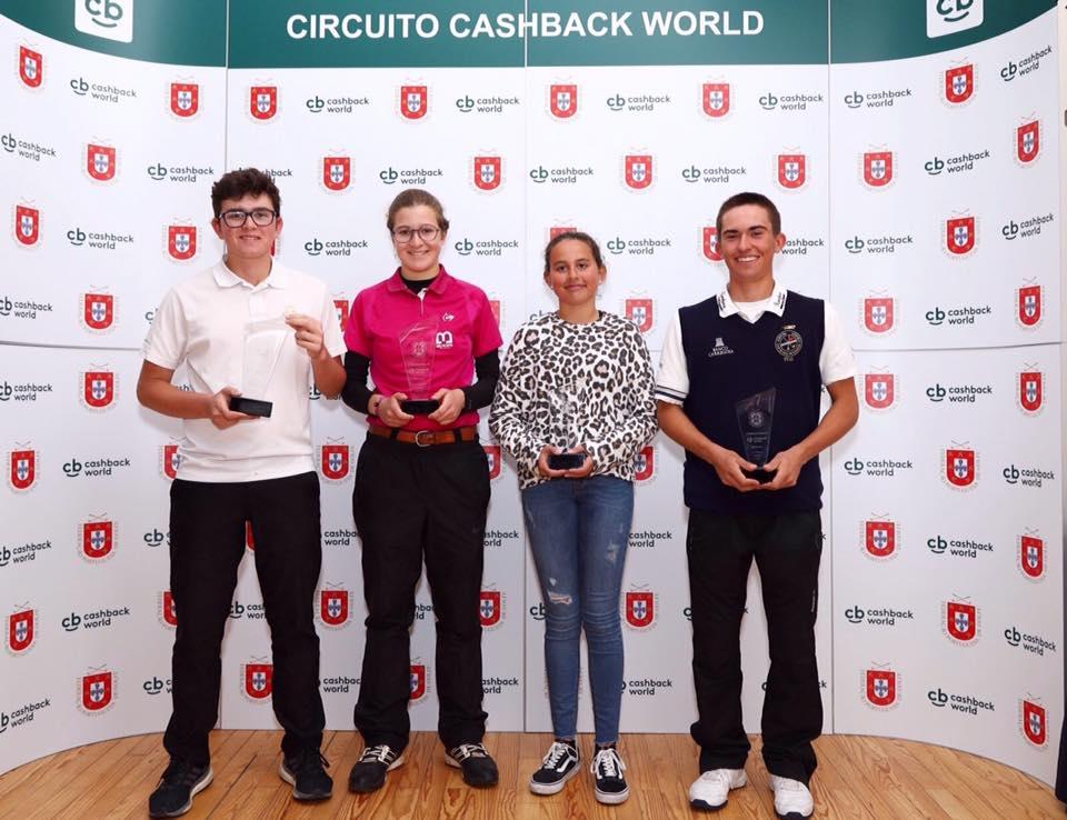 CIRCUITO CASHBACK WORLD – Sofia Sá e Daniel Rodrigues vencedores heróicos na Póvoa de Varzim