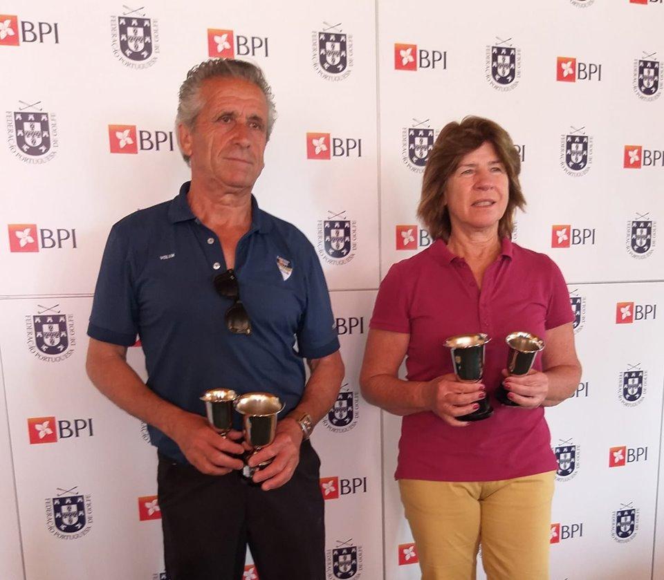 Campeonato Nacional de Seniores – Teresa Matta e Leonel Neto são os novos campeões nacionais seniores