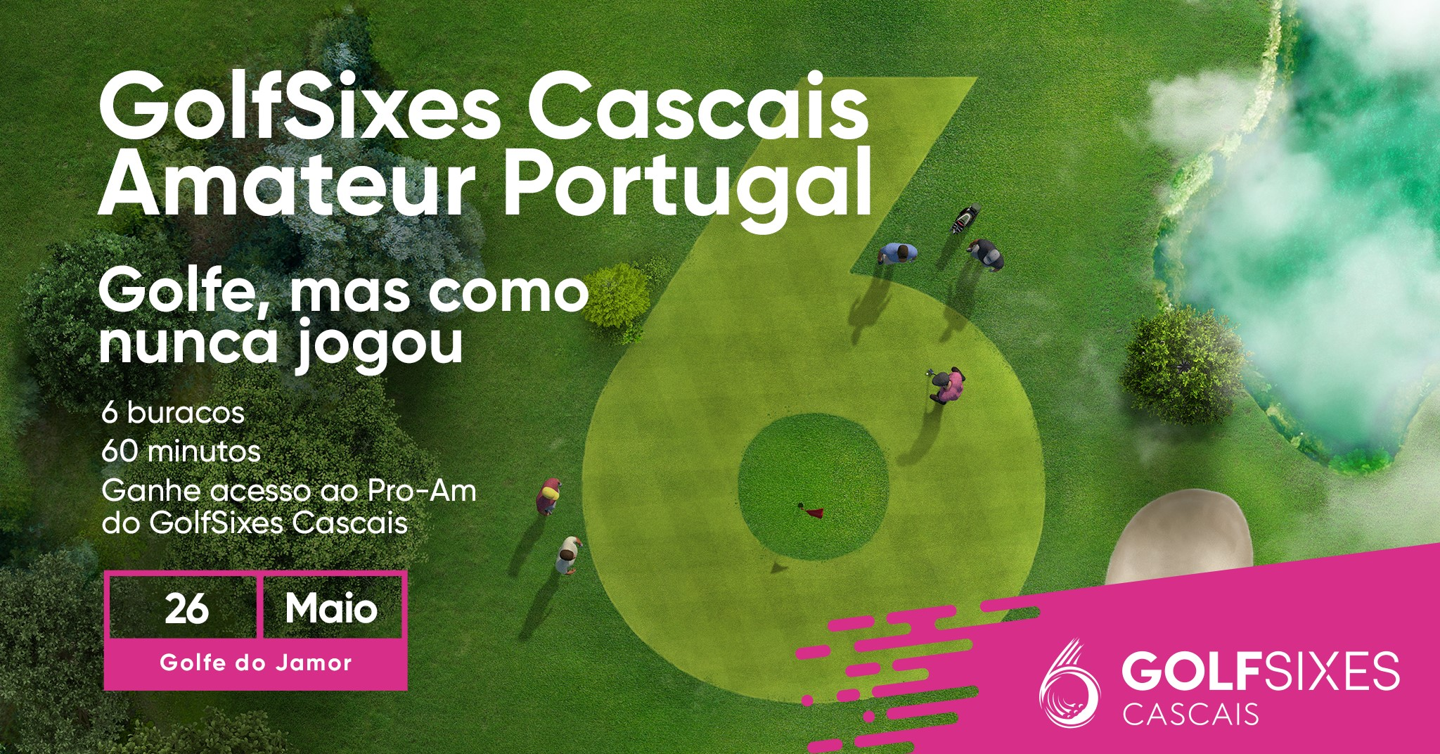 GOLF SIXIES CASCAIS