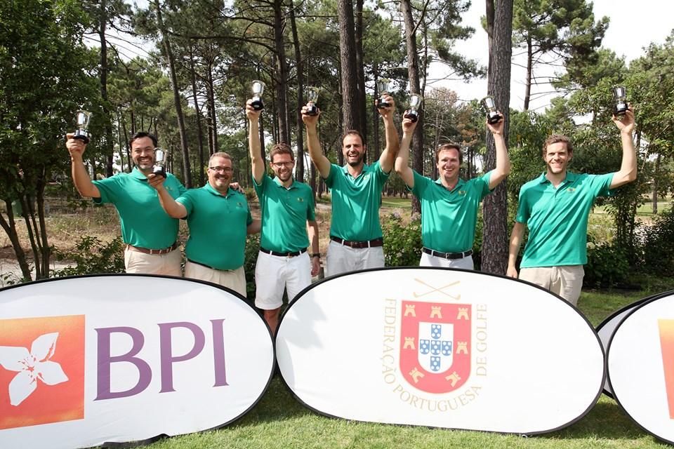Campeonato Nacional de Clubes Mid-Amateur BPI – Lisbon Sports Club recupera posse do troféu