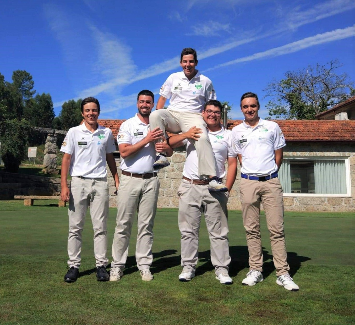 Campeonato do Norte de Portugal de Clubes Pitch & Putt 2019 – Paredes GC venceu em todas as frentes.