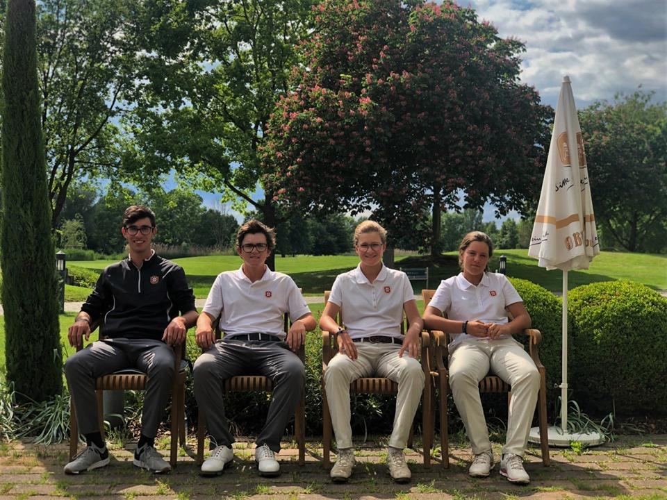 German Boys & Girls Open – Daniel Rodrigues novamente em evidência e Portugal com medalha de bronze por equipas