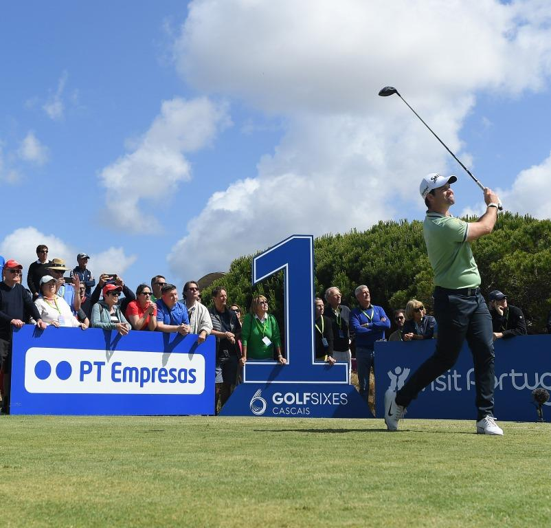 GolfSixes em Cascais – SELEÇÃO DE PORTUGAL APOIA INOVAÇÕES DO EUROPEAN TOUR