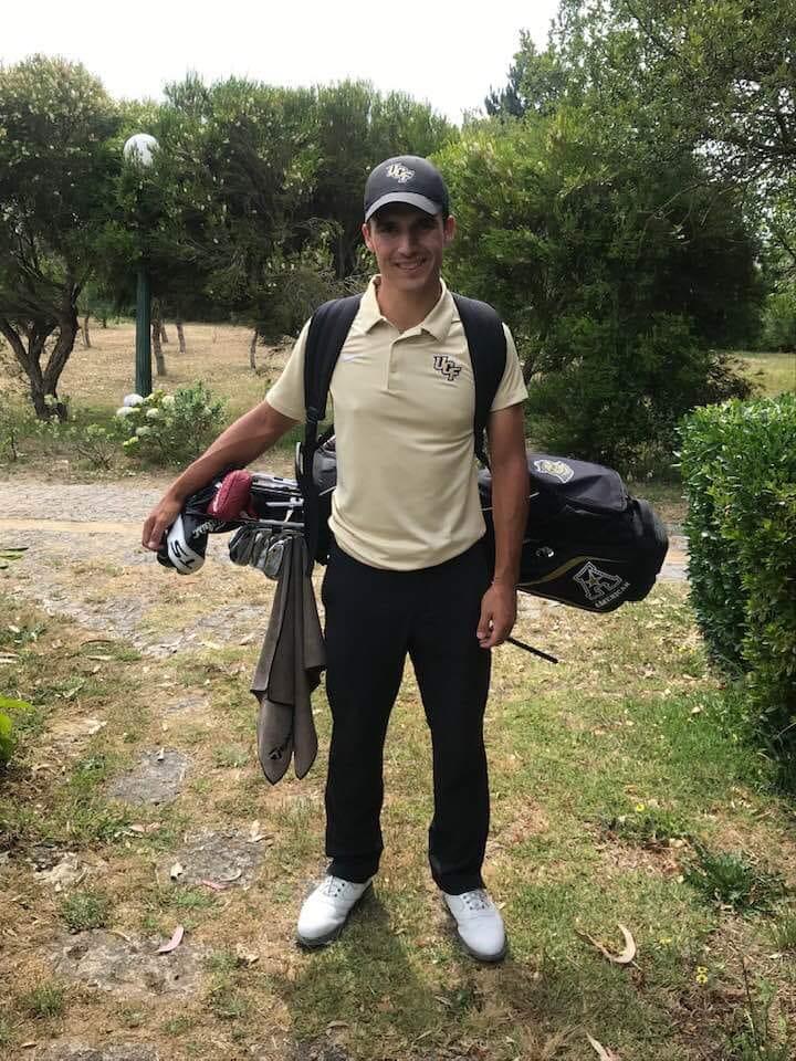 Pedro Lencart de férias em Portugal vence Taça Kendall