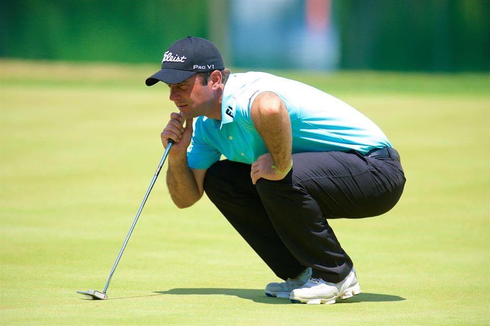 Ricardo Santos em 5º lugar no Hauts de France – Pas de Calais Golf Open