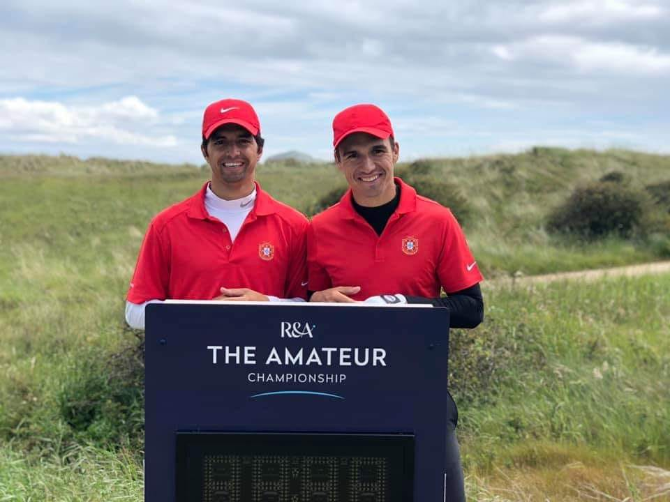124.º The Amateur Championship – Fase de match play sem portugueses na Irlanda